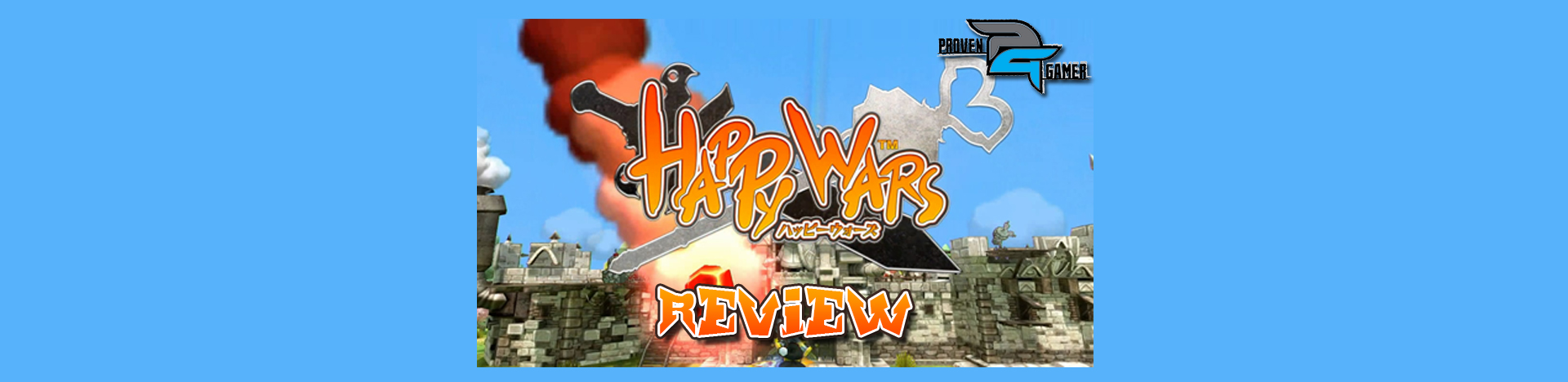 Happy Wars Review