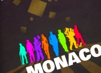 Monaco Poster