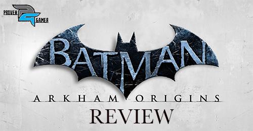 Batman Arkham Orgins Review