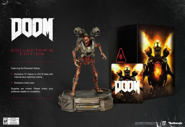 DOOM AVAILABLE WORLDWIDE MAY 13, 2016 – Proven Gamer