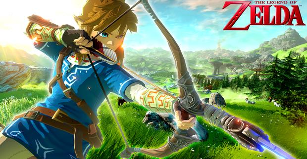 Nintendo showcasing New Legend of Zelda at E3