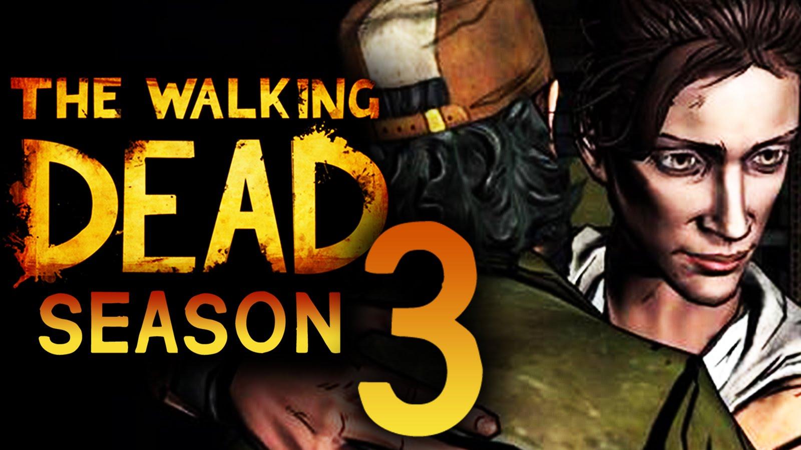 'The Walking Dead' Third Season Teaser Revealed at E3