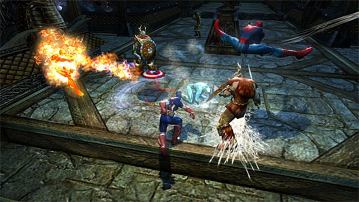 Marvel Ultimate Alliance 1 and 2 Available for PS4, Xbox One, and PC