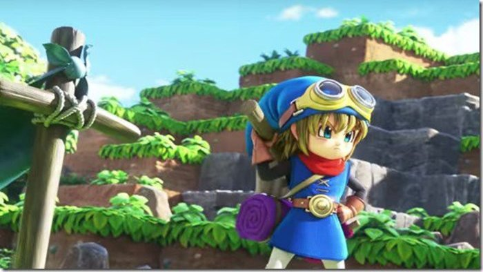 Dragon Quest Builders Demo Available Today on the PlayStation Store