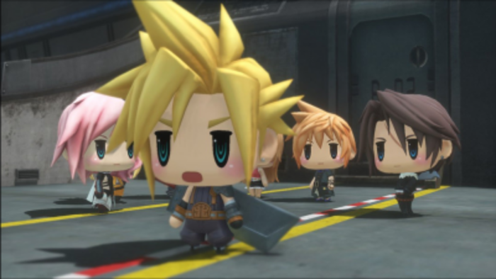 "New ""World of Final Fantasy"" Trailer Revealed at Tokyo Game Show 2016"