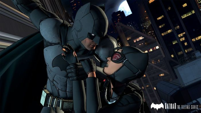 Batman-The Telltale Series: City of Light Out December 13th