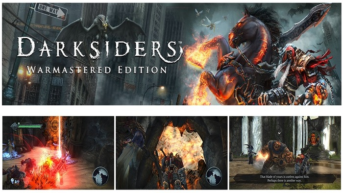 Darksiders Warmastered Edition Coming to PS4 Pro