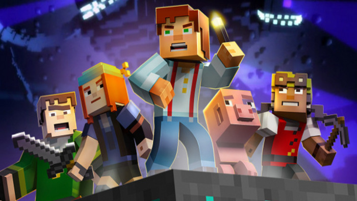 Minecraft Story Mode -The Complete Adventure- Coming to Retail October 25th