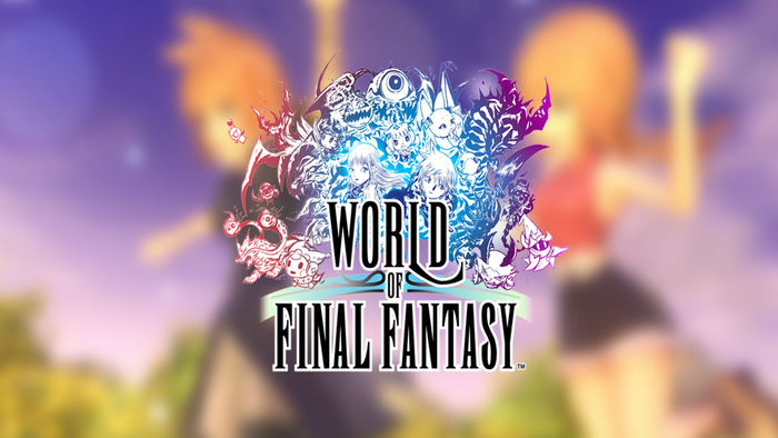 World of Final Fantasy Free Demo to be Released Next Week