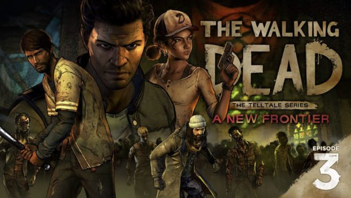 "The Walking Dead: A New Frontier Episode 3 "" Above the Law"" Review"