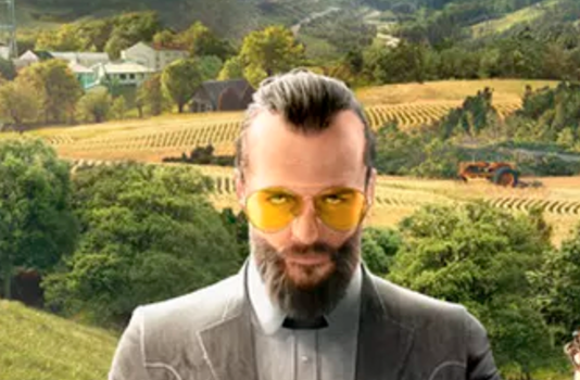 Far Cry 5 Cover Art Proven Gamer