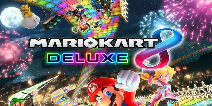 Mario Kart 8: Deluxe – Review