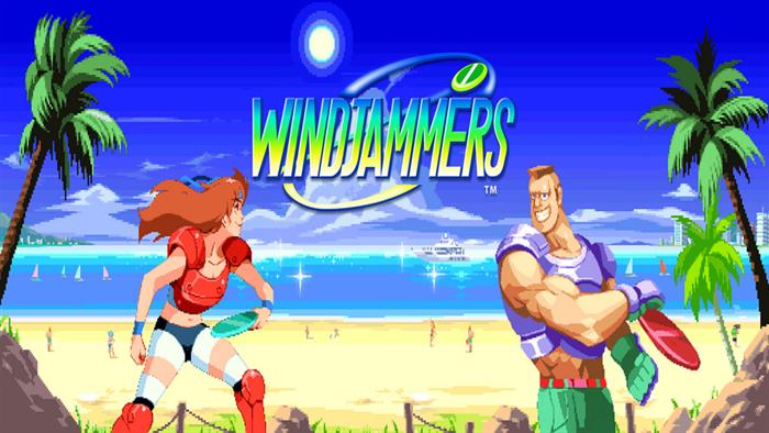 Windjammers Available Now For PlayStation 4 and Vita