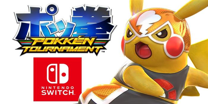 Pokkén Tournament on Switch Highlights Pokémon Direct
