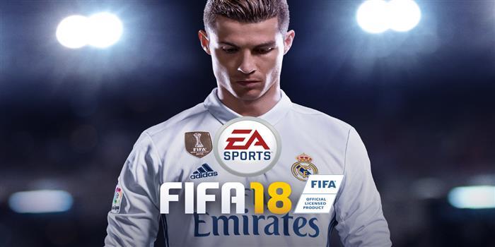 Cristiano Ronaldo Named Cover Athlete for FIFA 18