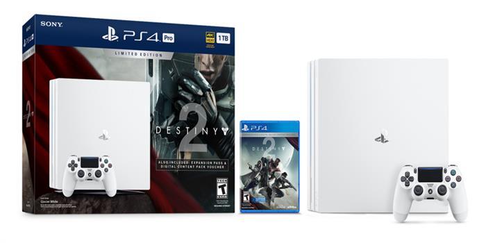 Destiny 2 Getting PS4 Pro Bundle