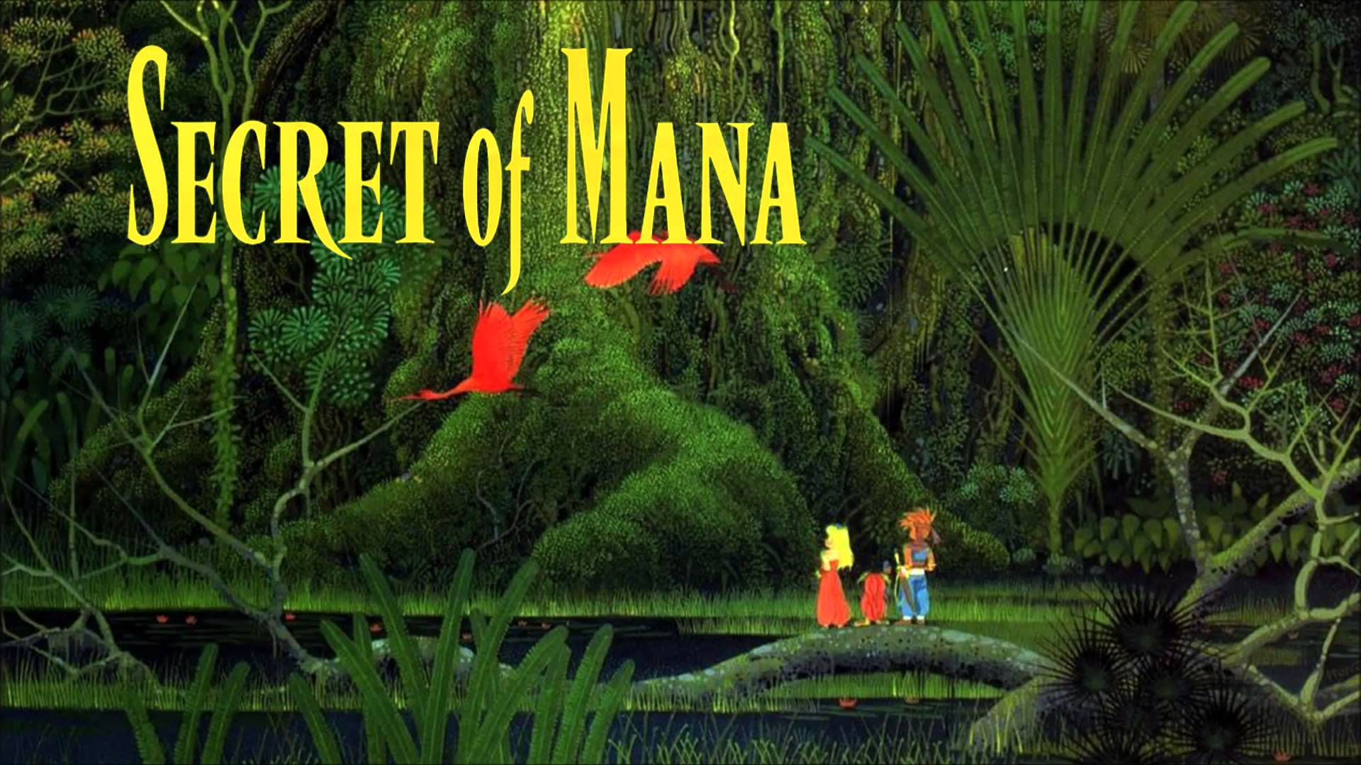 Sony Reveals Secret of Mana Remake for PS4 and Vita