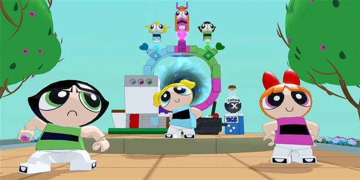 Powerpuff Girls Coming to Lego Dimensions