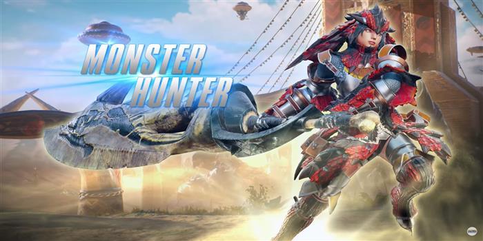 Monster Hunter First DLC Character Coming to Marvel Vs. Capcom: Infinite