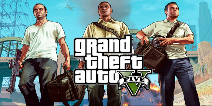 GTA V Becomes Best Selling Game of All Time In USA