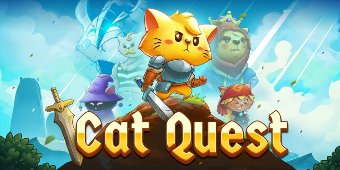 Cat Quest II Announced – Trailer Coming Soon!