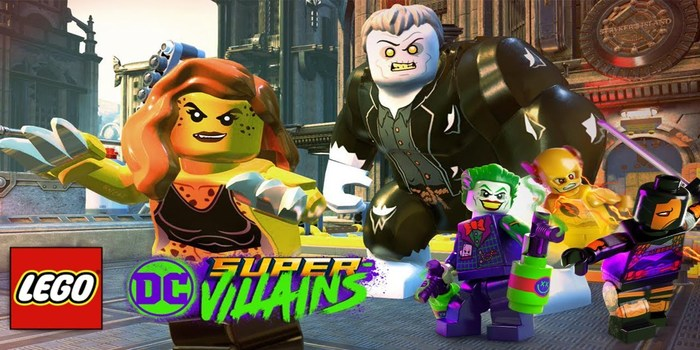 LEGO DC Super-Villains Latest Trailer Shows Off Character Creation