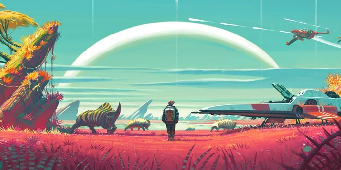 No Man's Sky Update Bringing New Features, Visuals, and Multiplayer