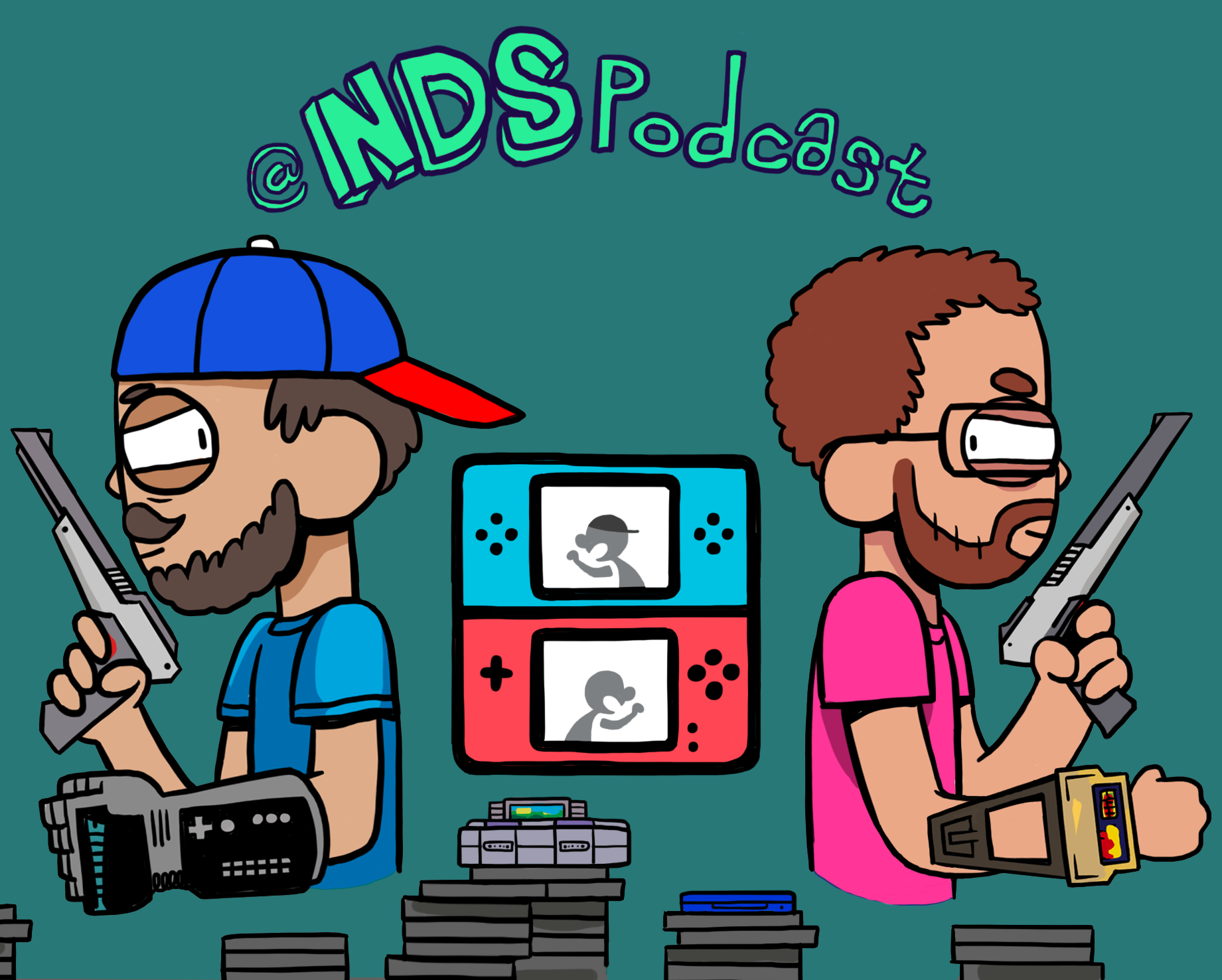 Nintendo Duel Screens 106 – Lord of the Wings | Guest Host: Nick Gregory | Eagle Island