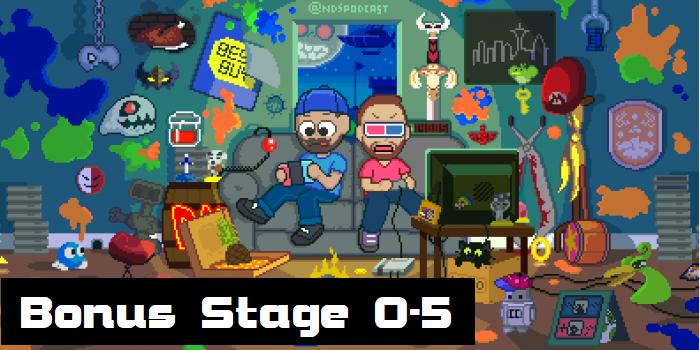 Duel Screens Bonus Stage 0-5   Switch Light Reactions