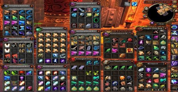 world-of-warcraft inventory bag