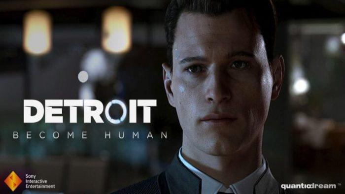 Detroit Become Human Connor Wallpaper: Detroit: Become Human Announcement