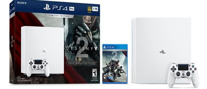 Destiny 2 Getting PS4 Pro Bundle – Proven Gamer